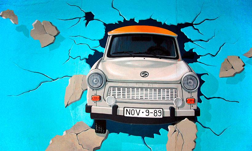 Exposiciones, conciertos, rutas en bici… Berlín celebra el aniversario de la caída del Muro