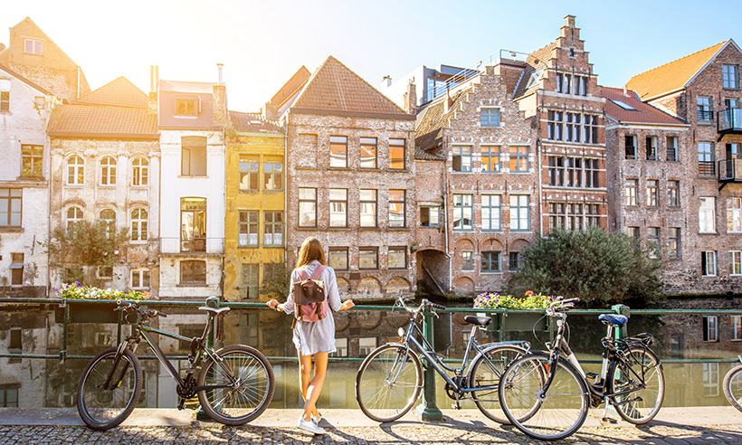 Direcciones en Gante, la Capital Vegetariana de Europa, un must para gente sana