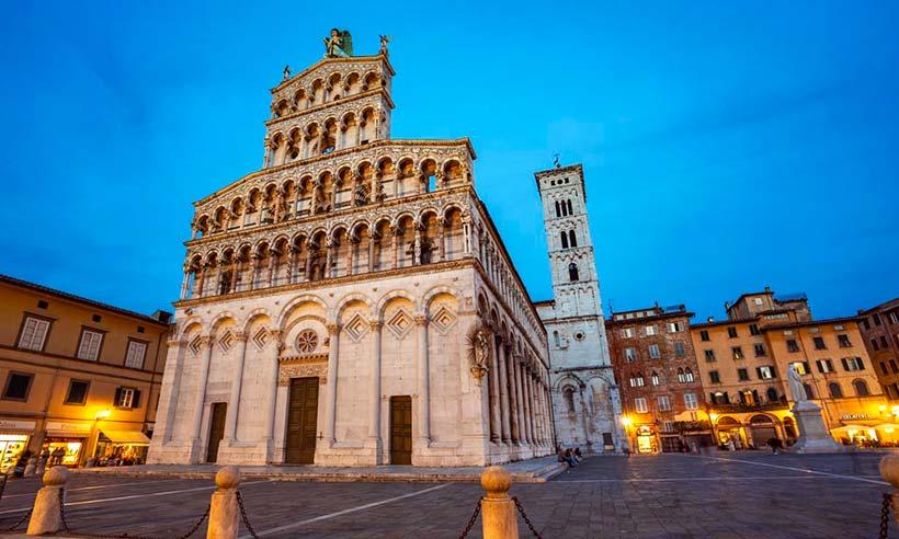 48 horas en Lucca, una bella ciudad en la Toscana