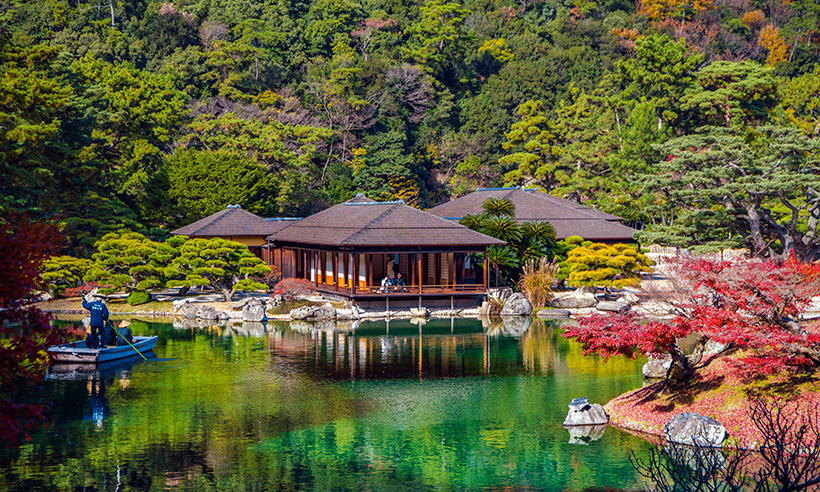 Shikoku, la isla sagrada (y misteriosa) de Japón