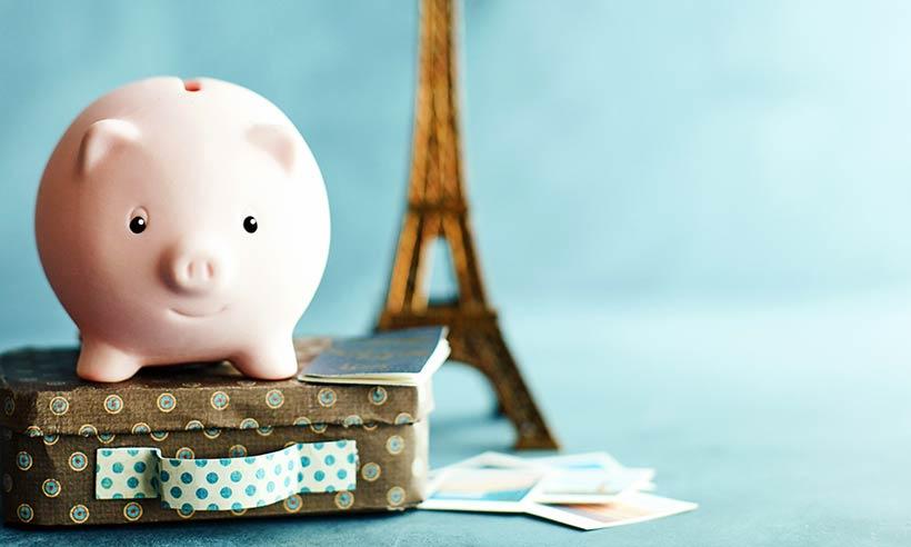 Cinco claves para ahorrar en tus viajes de 2020