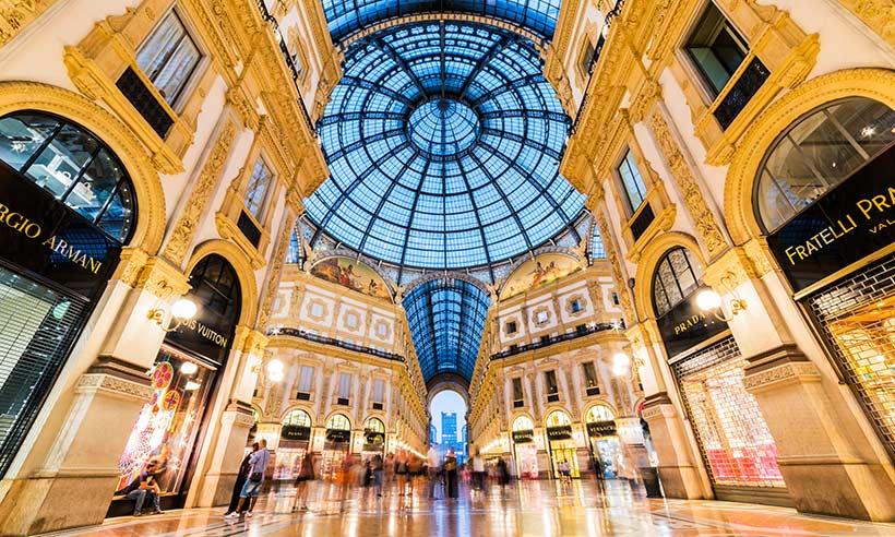 Cómo ir de compras por Milán sin arruinarte