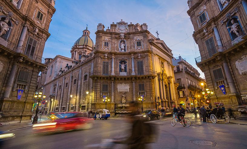 48 horas en Palermo, la italiana más canalla