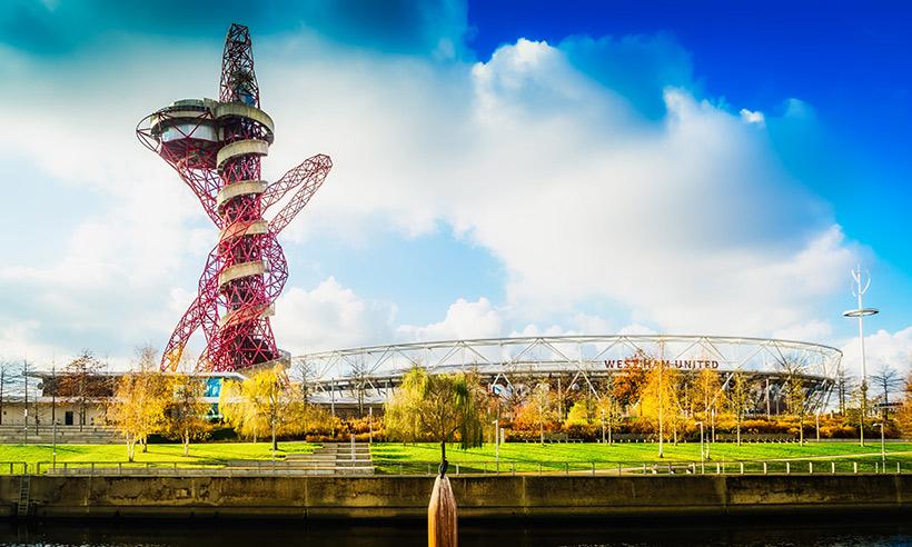 El tobogán más alto del mundo, un plus en tu viaje a Londres