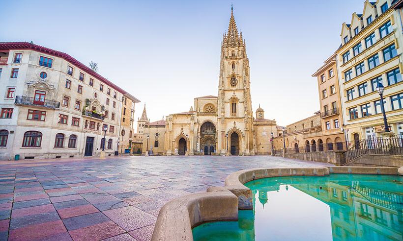 Lugares que tienes que ver cerca de Oviedo, pero sin alejarte mucho