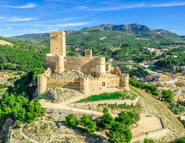 De ruta por los castillos de Alicante - Foto 1