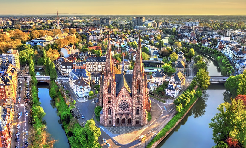 Estrasburgo 'mon amour', la ciudad más romántica de Alsacia