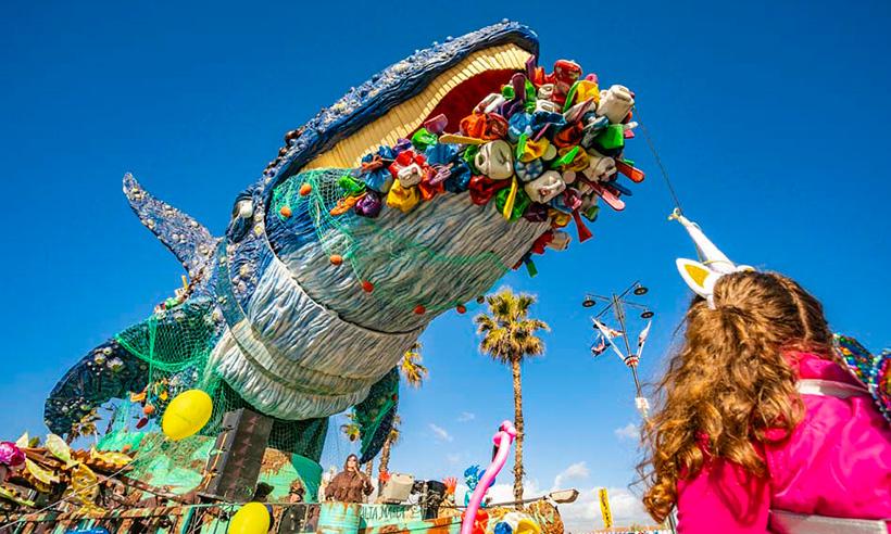 Carnaval de Viareggio, la fiesta más alegre de la Toscana