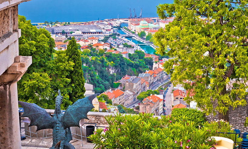 Rijeka, la ciudad croata de la que todo el mundo habla