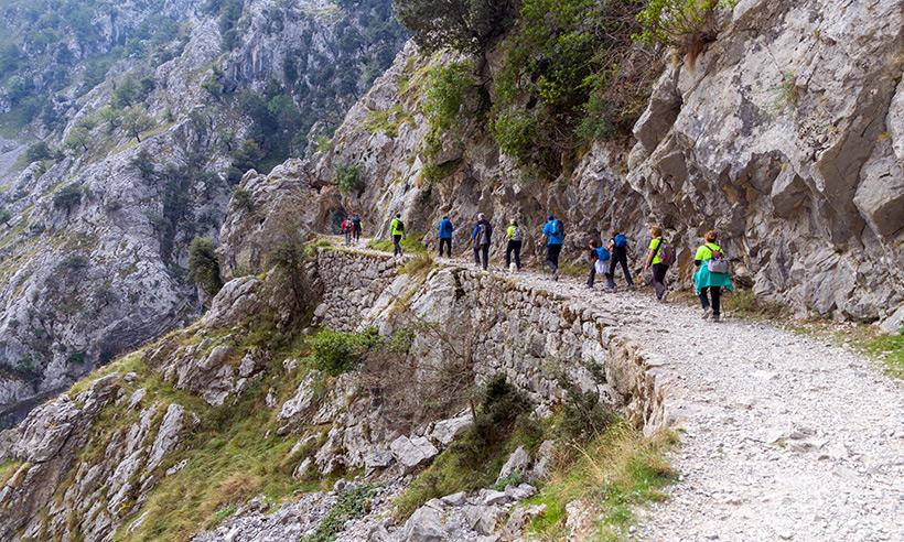 El desfiladero del Cares, una excursión imprescindible en los Picos de Europa