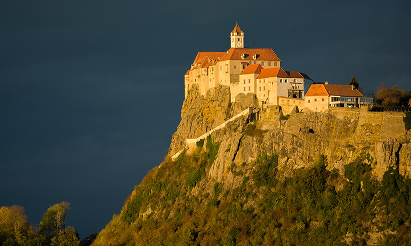 Una ruta en coche entre palacios y castillos de Estiria