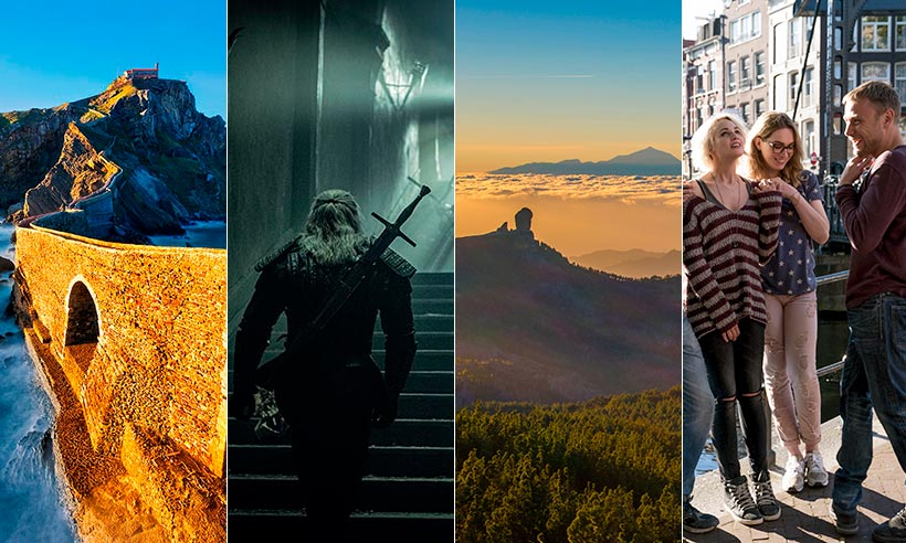Series para entretenerse y viajar (con el pensamiento) durante la cuarentena