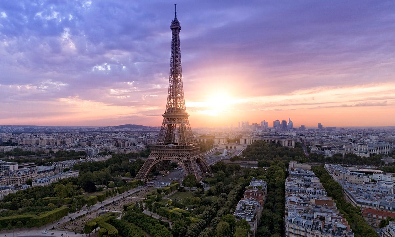 La torre Eiffel,un icono de altura que nació para ser efímero