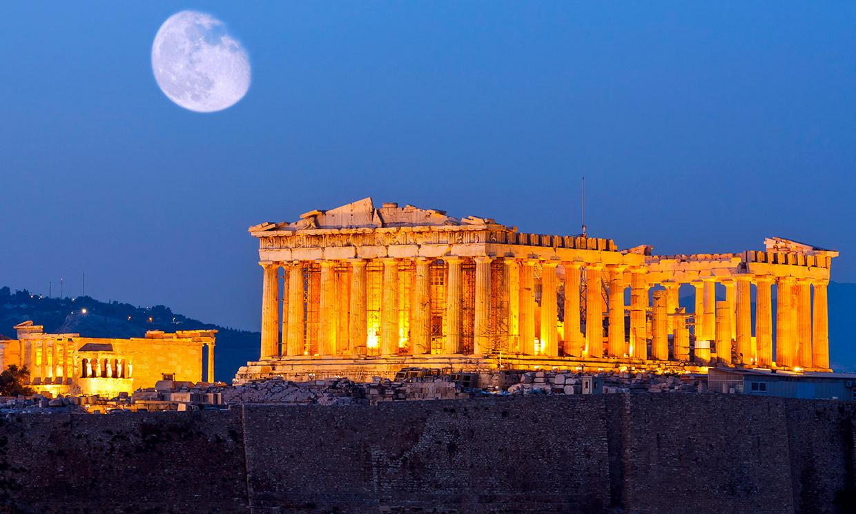 La Acrópolis de Atenas, la gran joya de la Grecia clásica