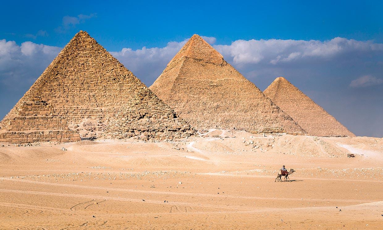 Las pirámides de Egipto, un prodigio de las matemáticas y la astronomía