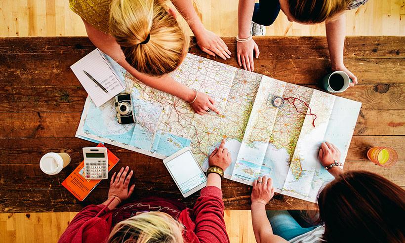 Siete ideas que puedes hacer en cuarentena si amas los viajes