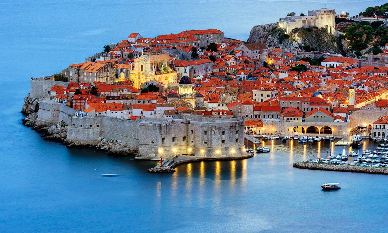 Una perla medieval en el Adriático llamada Dubrovnik