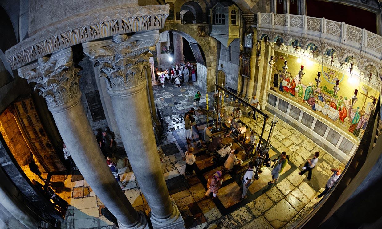 Diez escenarios de la Pasión en Jerusalén para una Semana Santa diferente