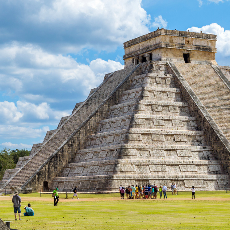 Chichen Itzá, un viaje al corazón del imperio maya - Foto 1
