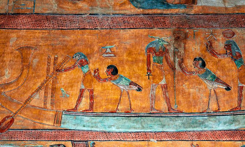 De paseo virtual (y con lupa) por los tesoros de Egipto