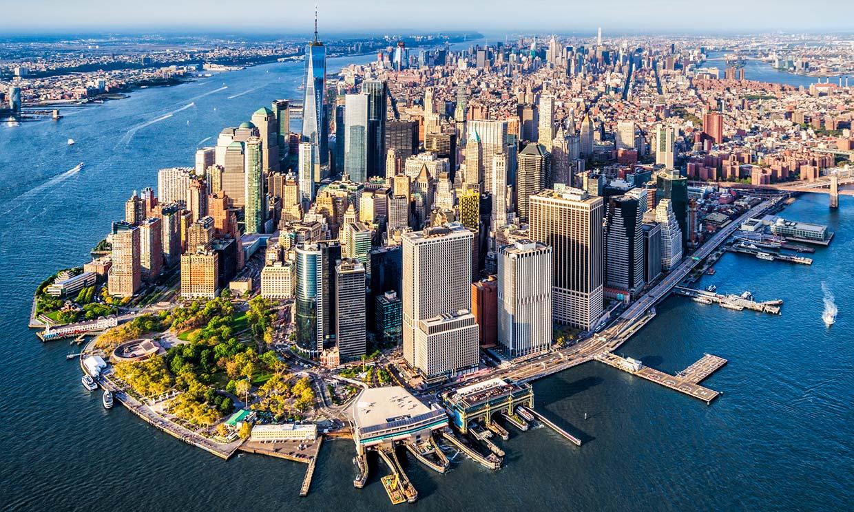Manhattan, la Nueva York más vibrante