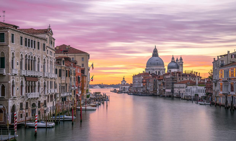 Venecia y sus canales, la Italia más romántica