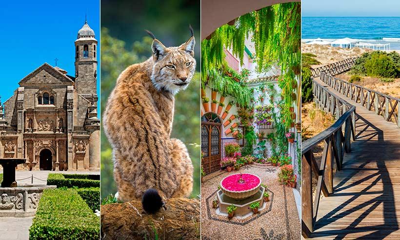 Fuera nostalgia, nos vamos de paseo virtual por Andalucía
