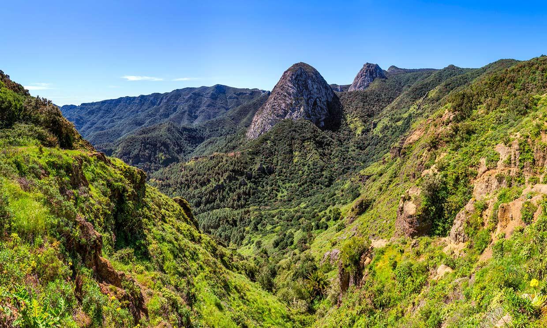 La Gomera, una isla de corazón verde que comienza a despertar