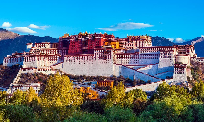 El Palacio del Potala o la morada ancestral de los dalai lama