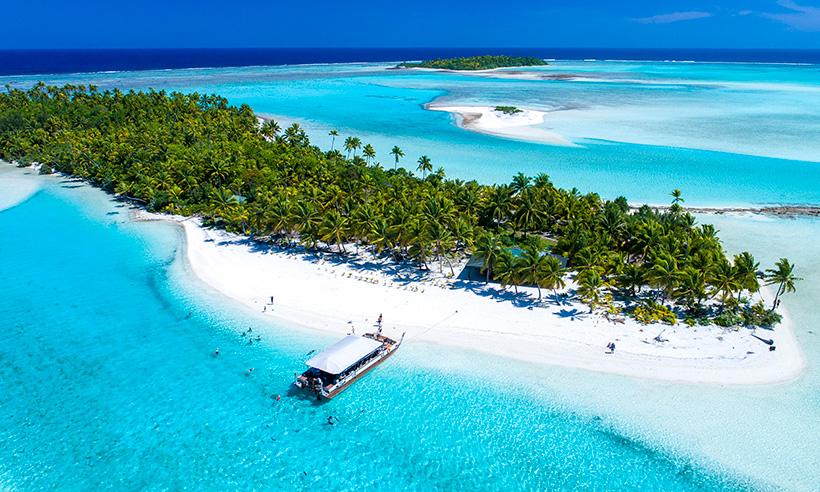 Islas Cook, el paraíso de la Polinesia libre de la pandemia