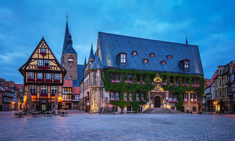 14 lugares de Alemania con título de Patrimonio de la Humanidad