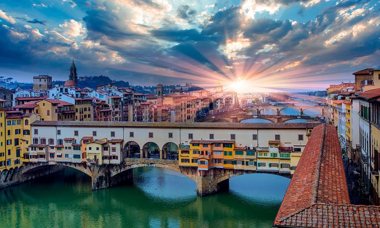 Ya soñamos con pisar Florencia, la capital de la Toscana
