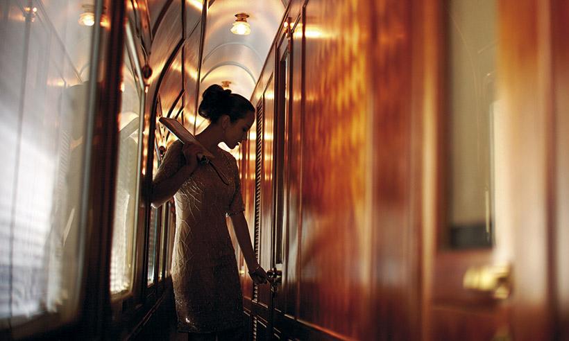 ¡Viajeros al tren! Así son los viajes sobre raíles más lujosos del mundo
