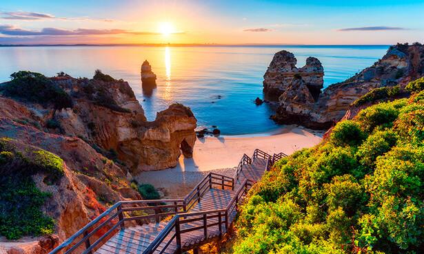 Las playas de Portugal abren el 6 de junio