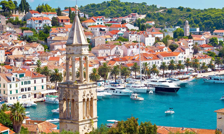 Hvar, la Ibiza croata donde se refugian las celebrities