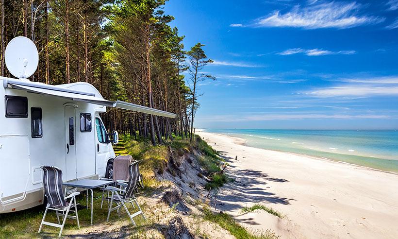 En caravana, el turismo que va a triunfar este verano ¿te lo habías planteado?