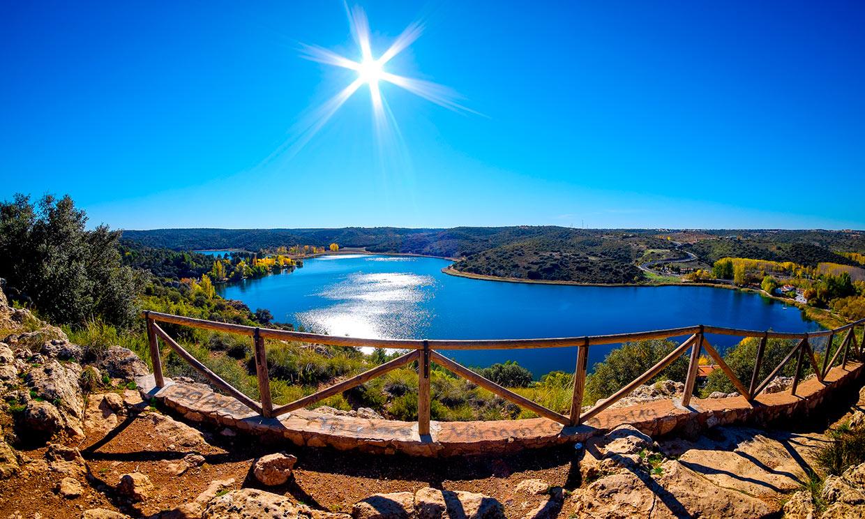Lagunas de Ruidera, un oasis de frescor en La Mancha