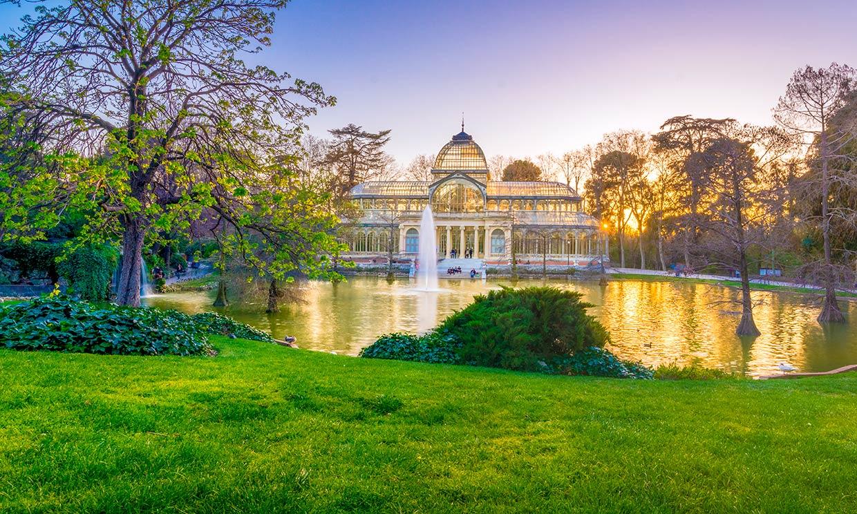 Bienvenidos a palacio, pequeños o grandes Versalles repartidos por Madrid