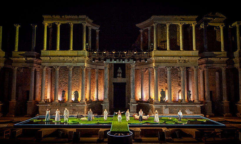 Viaje a los tiempos de Roma sin salir de Extremadura