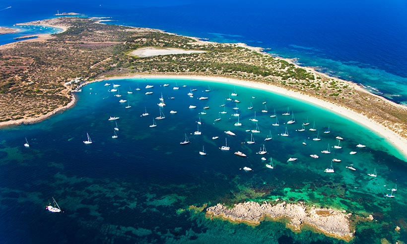 Espalmador, la isla más paradisíaca y virgen de Formentera