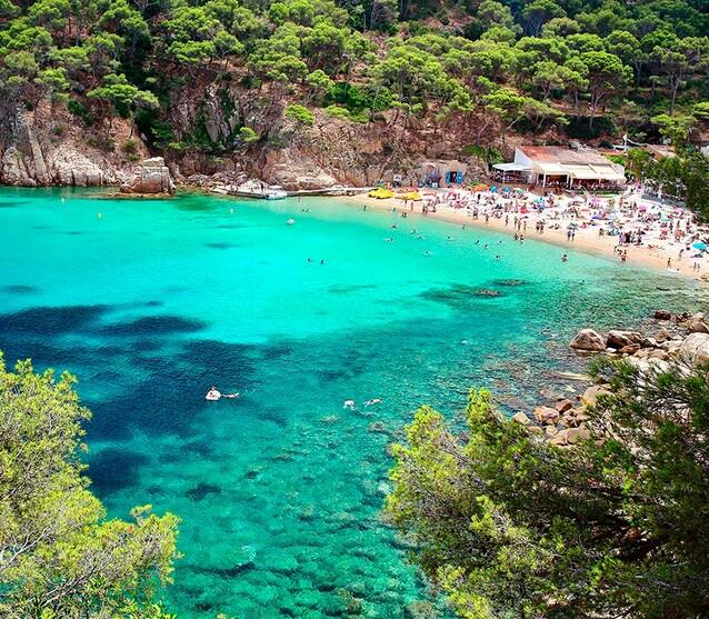 Costa Brava Qué Locura De Playas Foto 1