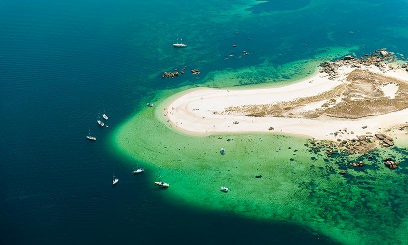 Cómo descubrir la isla de Arousa, un remanso de paz en las Rías Baixas