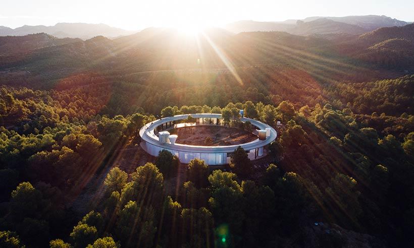 La casa rural del futuro existe y está en Teruel