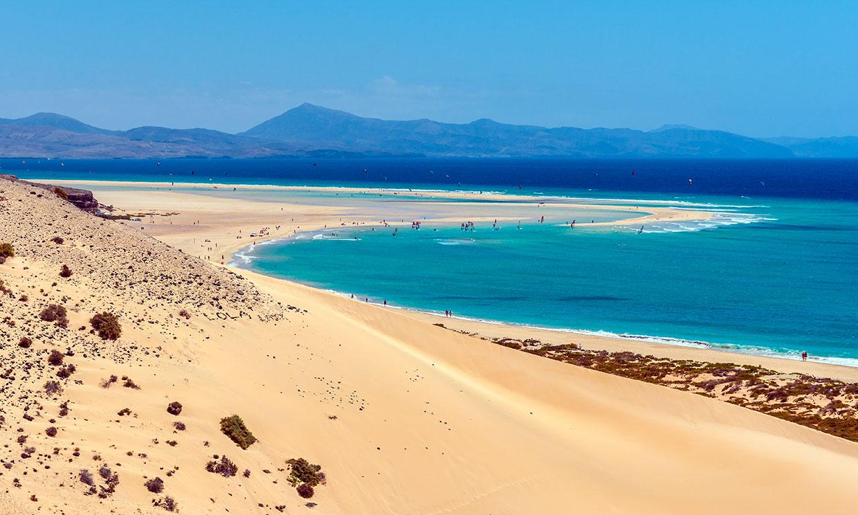 ¿Dónde están las playas más bonitas de Fuerteventura?
