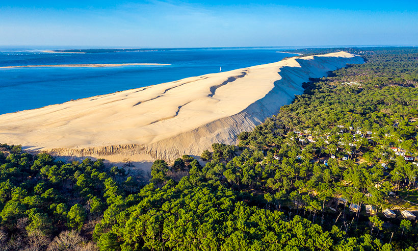 La duna de Pilat, la más alta y grande de Europa, muy cerca de casa