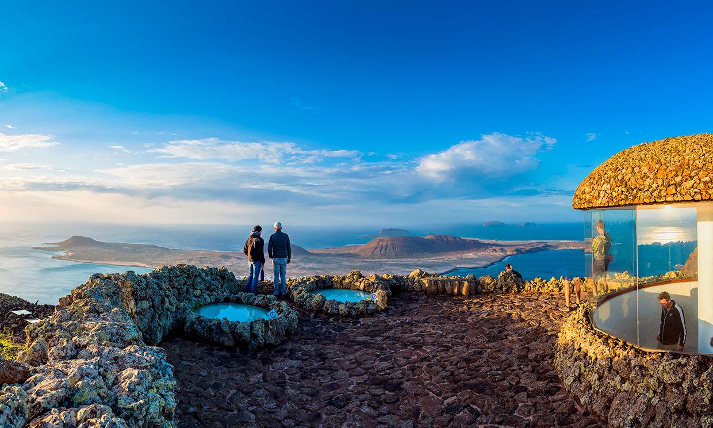 Lanzarote según César Manrique, para una ruta en coche