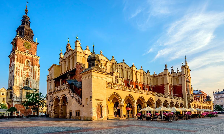 Qué fácil enamorarse de las ciudades más bonitas de Europa del Este