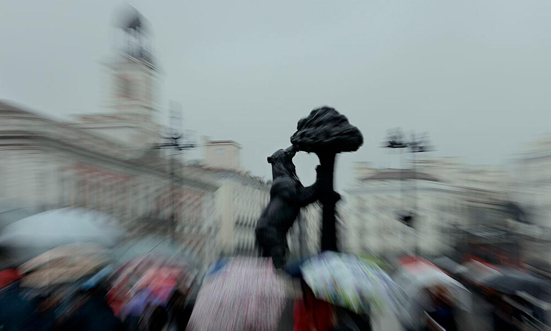 Retrato de Madrid en otoño, un viaje a través de la cámara