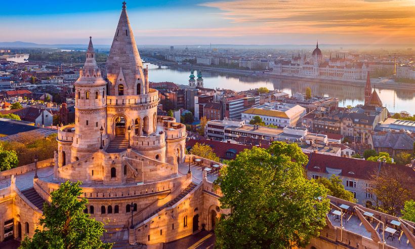 Descubrimos el Distrito del Castillo de Budapest