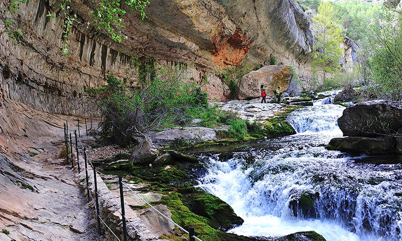 ¿Sabes cuál es la excursión más bonita de Teruel?